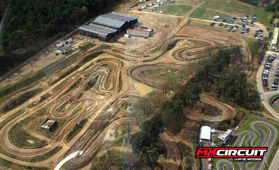 Mxcircuit Motocross Circuits Amc Genk